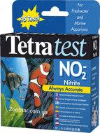 Test NO2 тест на содержание содержания нитритов в пресной и морской воде