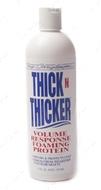 "Протеиновая пенка кондиционер для объема для собак и кошек ""THICK N THICKER Volume Foaming Protein"""