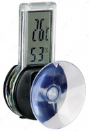 Термометр-гигрометр электронный на присоске для террариумов Digital Thermo/Hygrometer