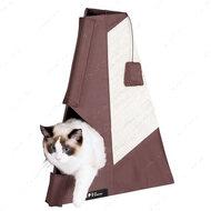 Домик для котов Tipi Scratching Board