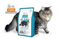 Тобби сухой корм для крупных кошек на основе мяса утки Tobby I am a Large Cat