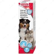 Гель для чистки зубов и свежего дыхания для кошек и собак Tooth gel