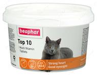 Мультивитамины с таурином для кошек и котят Top 10 cat