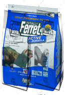 Totally Ferret Active - корм для взрослых, активных хорьков и фреток