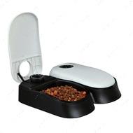 """""""TX2 Automatic Food Dispenser"""" Автоматическая двойная кормушка на 2 кормления"""