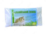 """Трава для котов в пакете """"Альпийский Лужок Эконом"""""""