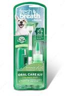 Набор для чистки зубов собак малых пород FRESH BREATH ORAL CARE KITS