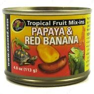 Tropical Fruit Mix-ins Papaya & Red Banana – папайа и красный банан