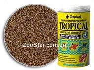Tropical Granulat - корм для всеядных и плотоядных рыб