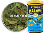 Tropical Malawi - растительный корм для цихлид.