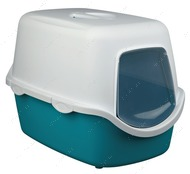 Закрытый туалет для котов и кошек Vico Litter Tray, with Hood