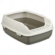 Туалет с бортиком для котов Delio Litter Tray, with Rim