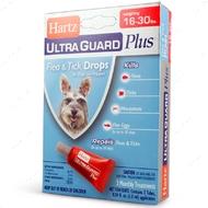 Капли от от блох, яиц блох, клещей и комаров для собак и щенков от 7 до 14 кг Ultra Guard Plus Flea&Tick Drops for Dogs and Puppies 4 в 1