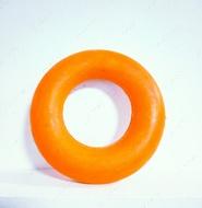 Игрушка для собак кольцо плавающее , резина