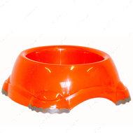 Миска пластиковая для собак №3, d-19 см