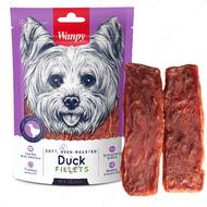 Лакомство для собак мягкое филе утки Wanpy Soft Duck Fillets