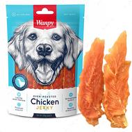 Лакомство для собак филе куриное вяленое Wanpy Chicken Jerky