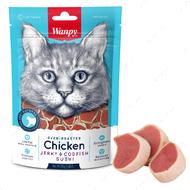 Лакомства для котов суши с курицей и треской Wanpy Chicken Jerky & Codfish Sushi
