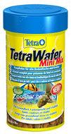 Wafer Mini Mix -корм для донных рыб и ракообразных, 100 мл