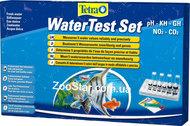 WaterTest Set - комплект тестов на измерение PH, KH, GH, NO2, CO2. Мини-лаборатория