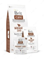 Сухой корм для собак с избыточным весом, с кроликом и рисом Weight Loss Rabbit & Rice