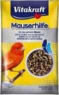 Витаминизированная смесь для канареек и лесных птиц в период линьки Vitakraft Perlen