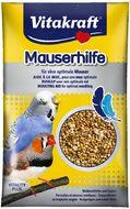 Витаминизированная смесь для волнистых попугаев и экзотических птиц в период линьки Vitakraft