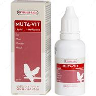 Жидкие витамины для оперения птиц Oropharma Muta-Vit Liquid