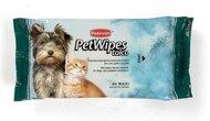 """Влажные салфетки с ароматом талька для собак и кошек """"PET WIPES TALC"""""""