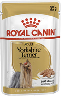 Влажный корм для собак породы йоркширский терьер Yorkshire Terrier Adult