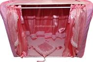 """Выставочная палатка для кошек и собак """"Гламур"""" розовая + 4 подарка!"""