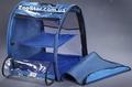 Выставочная палатка для кошек, собак Модуль Единица Голубая