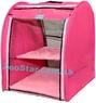 Выставочная палатка для кошек, собак Модуль Единица Малиновая