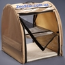 Выставочная палатка для кошек, собак Стандарт Единица Бежевая