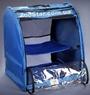 Выставочная палатка для кошек, собак Стандарт Единица Голубая