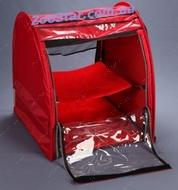 Выставочная палатка для кошек, собак  Стандарт Единица Красная