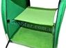 Выставочная палатка для кошек, собак Стандарт Единица Зеленая