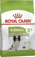 Сухой корм для собак миниатюрных размеров старше 8 лет X-Small adult 8+