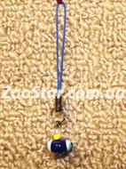 """Защитный амулет оберег """"Турецкий Глаз Фатимы NAZAR BONCUGU"""" с двумя глазками"""