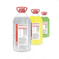 Жидкое мыло для рук глицериновое,  5 литров