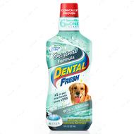 Жидкость от зубного налета и запаха из пасти собак и кошек СВЕЖЕСТЬ ЗУБОВ (Dental Fresh)