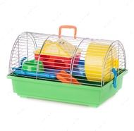Клетка для мышей и хомяков хром GRIM I