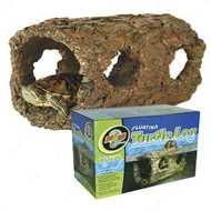 Floating Turtle Log - Укрытие для водных черепах плавающее