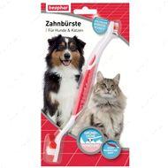Зубная щетка двухсторонняя Toothbrush